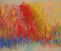 AM 41: 2001 | 30x44 inches | Pastel on Paper